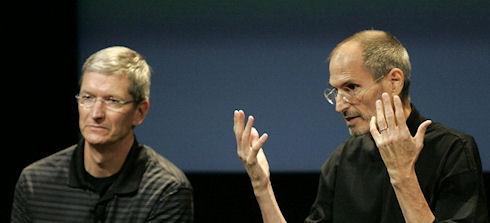 Apple и Samsung в прошлом были друзьями