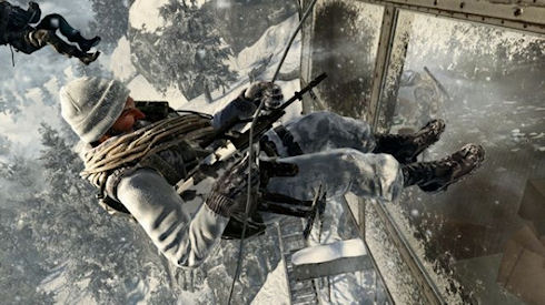 Activision выпустит Call Of Duty в конце 2013 года