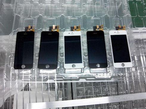 Китайские фото iPhone 5S