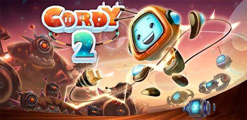 Cordy 2 - робот спасает мир