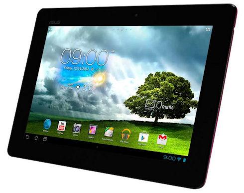 Новый планшет ASUS MeMO Pad Smart