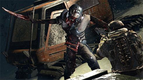 Dead Space 3 поднялся на первое место в британском игровом чарте