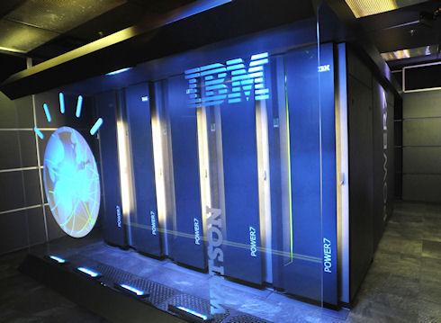 Суперкомпьютер IBM Watson готовится стать врачом