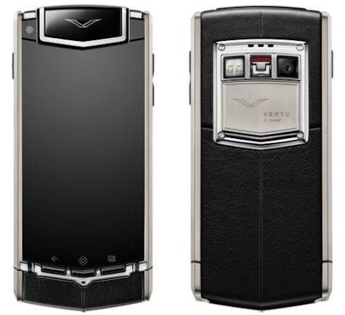 Новый телефон Vertu Ti