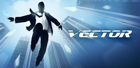Vector – игра в стиле паркур