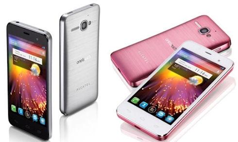 Новый смартфон Alcatel One Touch Star