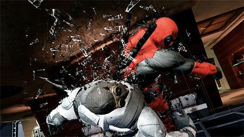 Activision выпустит игру Deadpool летом 2013 года