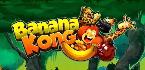 Banana Kong – бананы, кругом бананы!