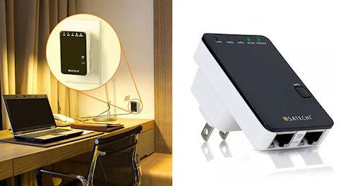 Multifunction Mini Router — мобильный роутер для путешествий