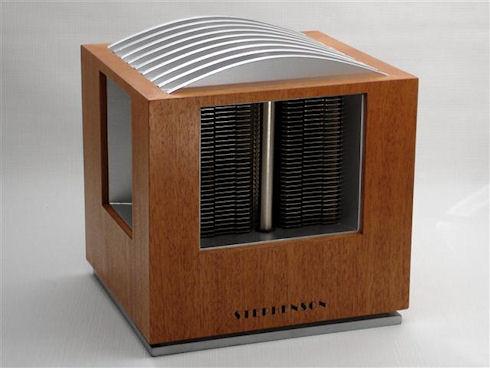 Бесшумный компьютер Project Ayr в дизайнерском исполнении