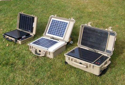 Солнечный чемоданчик SunTrunk