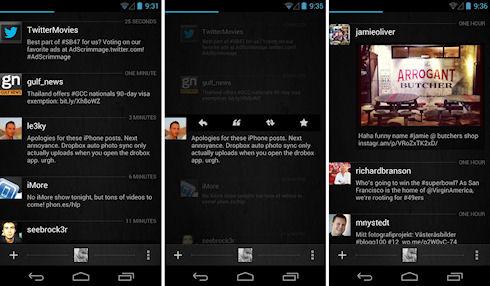 Работаем с твитами в Carbon for Twitter