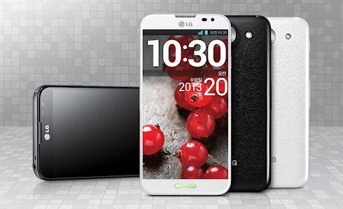 Весной стартуют продажи смартфона LG Optimus Pro
