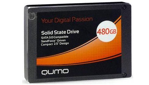 В России начались продажи SSD-накопителей Quomo