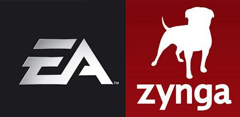 Electronic Arts и Zynga зарыли топор войны