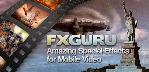 Программа наложения эффектов «FxGuru: Movie FX Director»