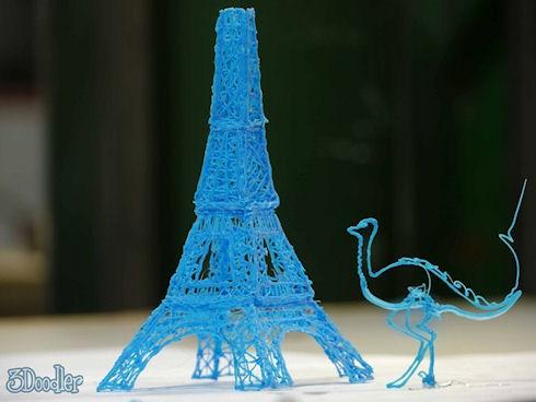 3Doodler – волшебный 3D-принтер