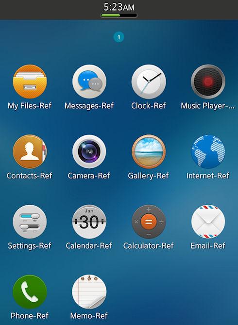 Вышла в свет операционная систем Tizen 2.0