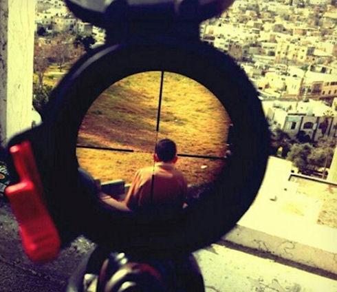 Фото в Instagram может дорого обойтись израильскому солдату