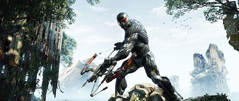 Встречайте невероятный Crysis 3