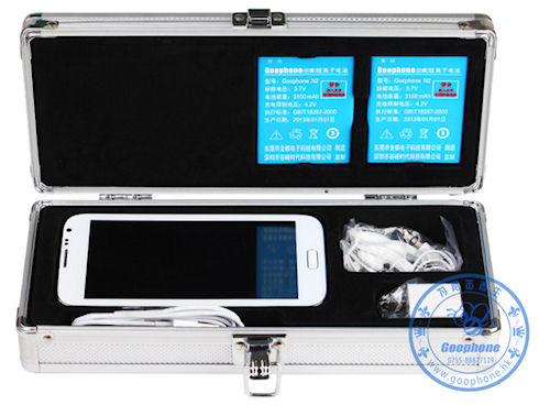 Клон Samsung Note II за 160 долларов