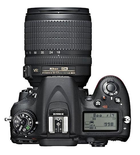 Nikon представила камеру D7100
