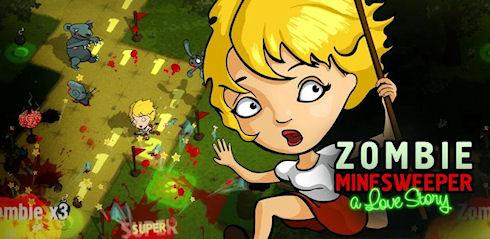 Zombie Minesweeper – необычный зомби-шутер