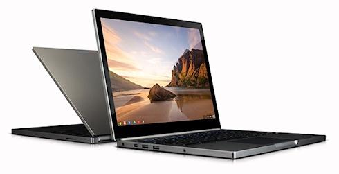Эффектный, но дорогой Chromebook Pixel от Google