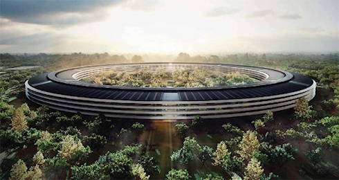 NVIDIA построит треугольную штаб-квартиру