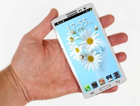 Samsung Galaxy S IV покажут в Нью-Йорке через три недели