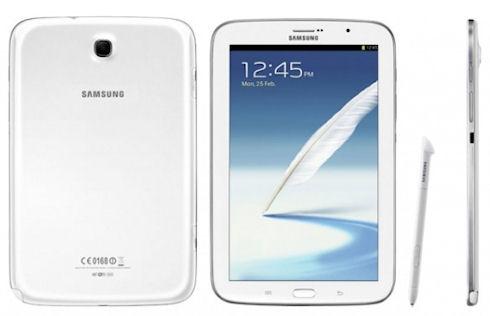 Официальный анонс Galaxy Note 8.0