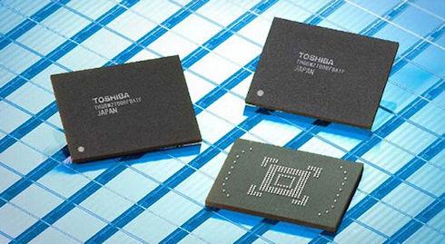 Toshiba анонсировала невероятно экономичную память