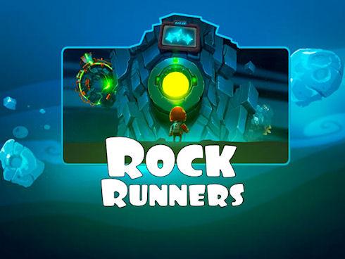 Планетный раннер Rock Runners