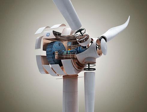 Ветряки смогут заменить традиционные электростанции