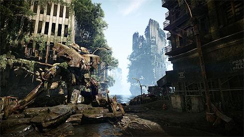 Crysis 3 — лучшая в британском игровом чарте