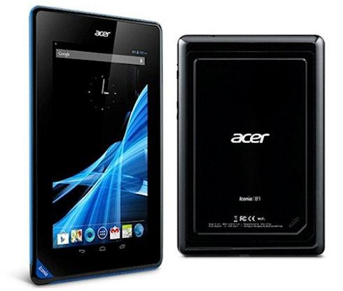 Планшет Acer Iconia B1 за 119 евро!
