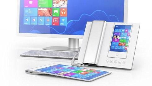 i-Mate станет основой компьютера на Windows 8