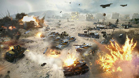 Реанимация Command & Conquer запланирована на конец 2013 года