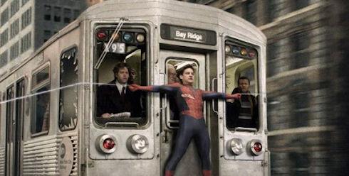 Ученые подтвердили прочность паутины Человека-паука