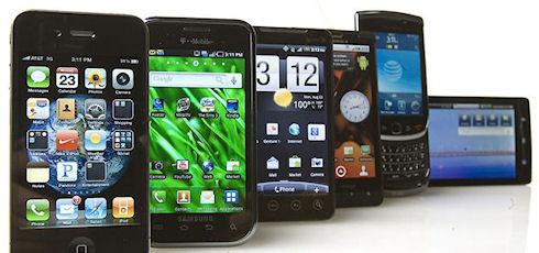 IDC прогнозирует серьезный рост продаж смартфонов