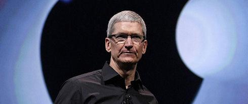 Стоимость Apple упала ниже 400 млрд долларов