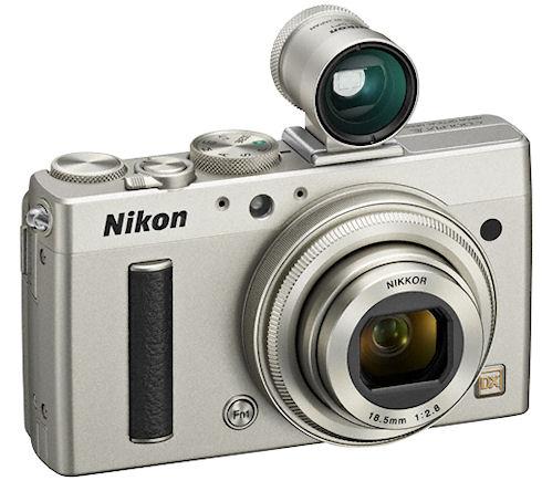 Компактный Nikon Coolpix A с высокой детализацией