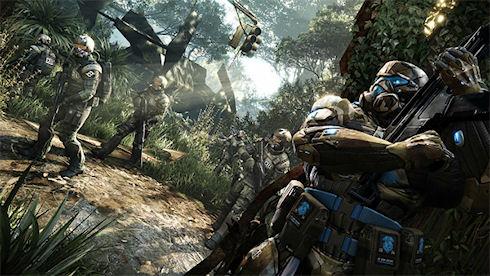 Crysis 3 сохранил лидерство в чарте