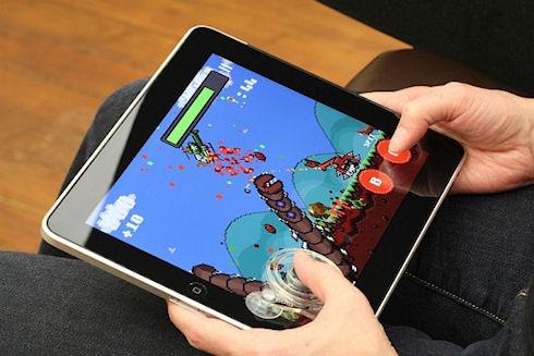 10 минут игры на iPad лишили семью 1700 фунтов