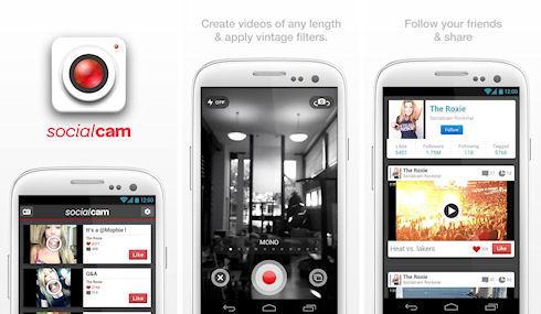 Autodesk представила Socialcam 2.0