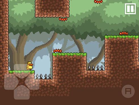 Gravity Duck для iOS: в погоне за золотыми яйцами