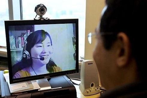 Китай следит за своими гражданами по Skype