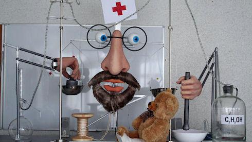 В Томске будут серийно выпускать роботизированные куклы