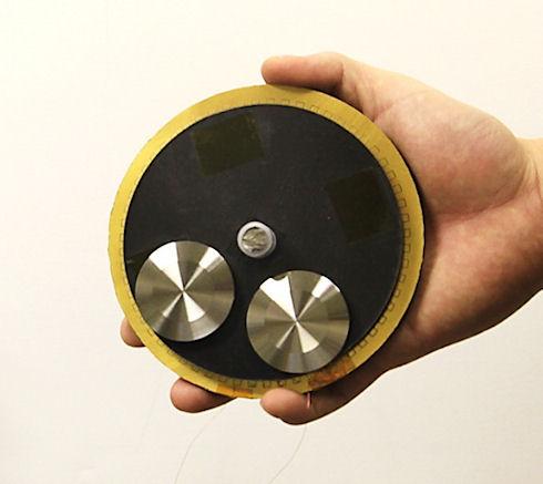 «Шаговый» генератор для зарядки гаджетов