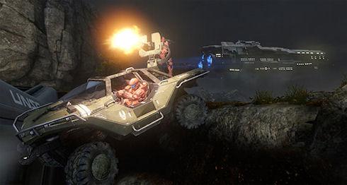 Аддон «Halo 4: Castle Map Pack» станет доступен 8 апреля